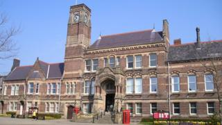St Helens Town Hall