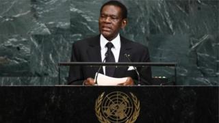Tun 1979 Shugaban Equatorial Guinea Teodoro Obiang Nguema ke mulkin kasar