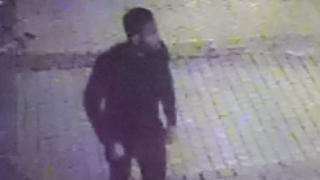 CCTV image of man