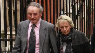 Tegwyn and Mary Davies