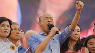 """Ông Hàn Quốc Du ủng hộ quan điểm rằng chỉ có """"một Trung Quốc"""""""