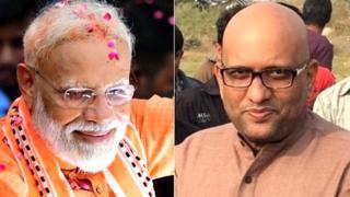 नरेंद्र मोदी और अजय राय