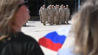 Rusiya öz hərbçilərini Suriyaya göndərib