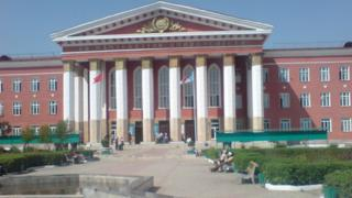 Oş Devlet Üniversitesi