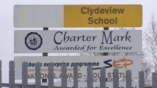 Clydeview School in Motherwell