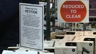 Alcohol petition