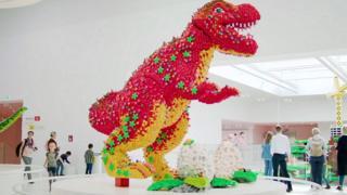 Lego dinazor