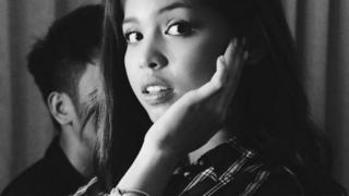 Filipino actress Maine Mendoza