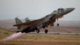 Ізраїльські військові заявили, що жоден літак не постраждав