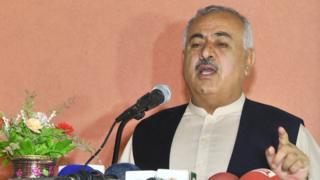 بلوچستان، وزیر تعلیم