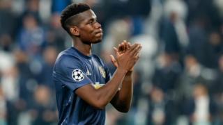 French World Cup winner Paul Pogba i