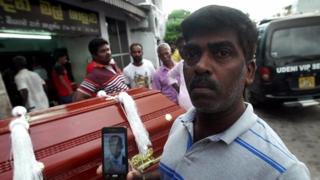 သီရိလင်္ကာ အကြမ်းဖက်မှု ပျောက်ဆုံးသူတွေ ရှိနေဆဲ