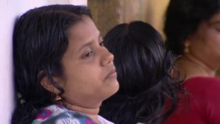 kerala floods victim
