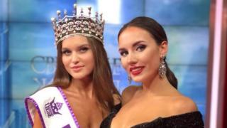Мисс Украина-2018 - Леонила Гузь
