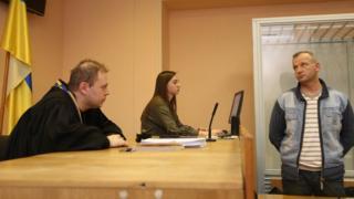 Іван Бубенчик у суді