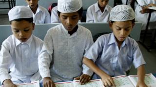 गुजरात में मुस्लिम साक्षरता 80 फ़ीसदी के करीब