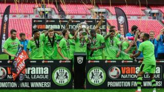 Forest Green Rovers futbol takımı