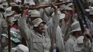ভেনেজুয়েলার জাতীয় মিলিশিয়া বাহিনী