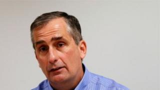 برایان کرانیچ، مدیر شرکت اینتل از مدیرانی است که از شورای تولید آمریکا استعفا کرده است