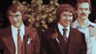 Brothers David, Vincent and Barry all died as a result of blood contamination