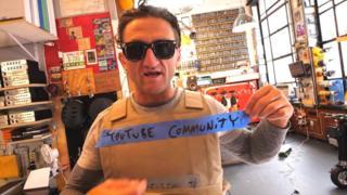 YouTuber Casey Neistat attacks site's leaders