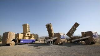 The attack targeted rocket and missile systems run by Iran's Islamic Revolutionary Guard Corps