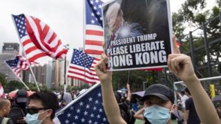 دانشجویان هنگ کنگی