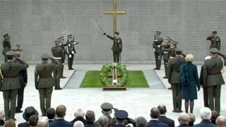 Arbour Hill is the burial place of 14 of the executed leaders