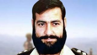 کرنل شیر خان