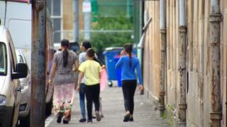 Govanhill street scene