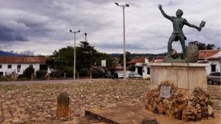 Estatua de Antonio Ricaurte