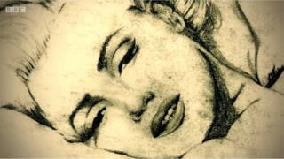 नींद में बनाई गई पेंटिंग