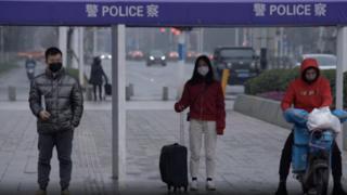 السلطات فرضيت قيودا على السفر والتنقل