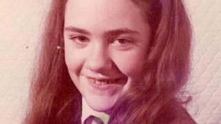 Marie McCreadie de niña