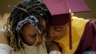 US graduation
