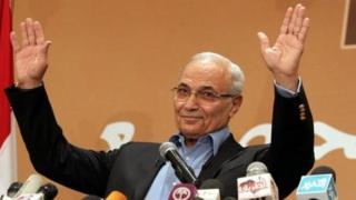 Shafik afatwa nk'umukandida wazateza ibibazo Perezida Abdel Fattah al-Sisi mu matora ataha.