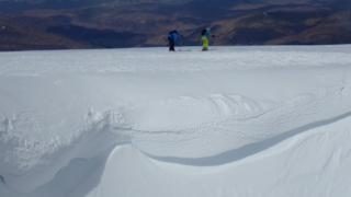 Snow in Lochaber