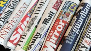 Newspapers generic