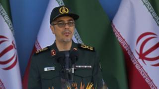 الجنرال محمد باقري