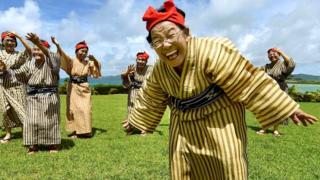 Японская поп-группа долгожительниц