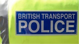 British Transport Police jacket