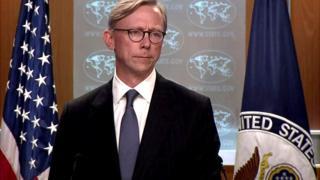 رسانههای آمریکا بعضا از برایان هوک تحت عنوان منتقد سیاستهای آقای ترامپ در برابر ایران یاد کردهاند