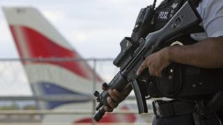امنیت فرودگاه