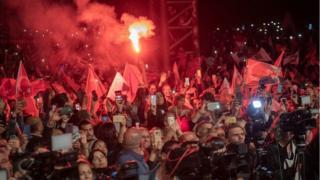İstanbul protesto