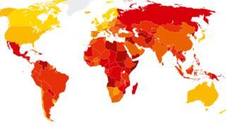 شفافیت بین المللی