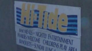 Hi-Tide sign