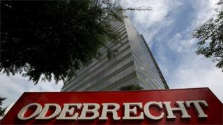The headquarters of Odebrecht SA is pictured in Sao Paulo, Brazil, March 22, 2016.