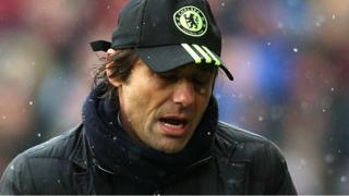 Tababaraha kooxda Chelsea Antonio Conte