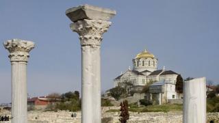 Руїни базиліки
