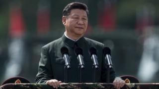 China, Xi Jinping, army